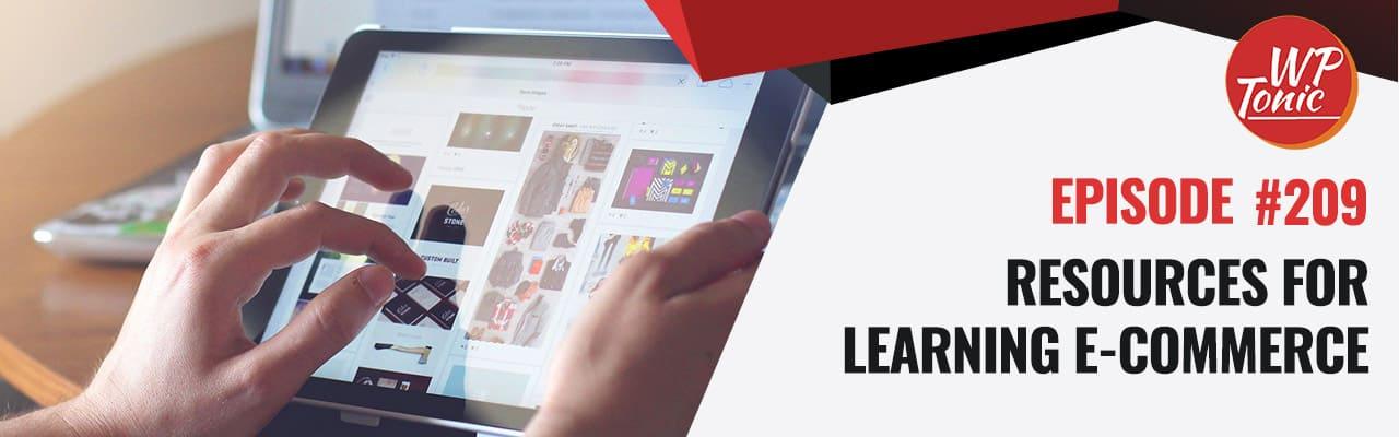 Learning e-Commerce Development