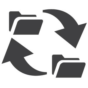 data migration icon wp tonic wordpress support amp small