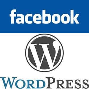 Facebook & WordPress