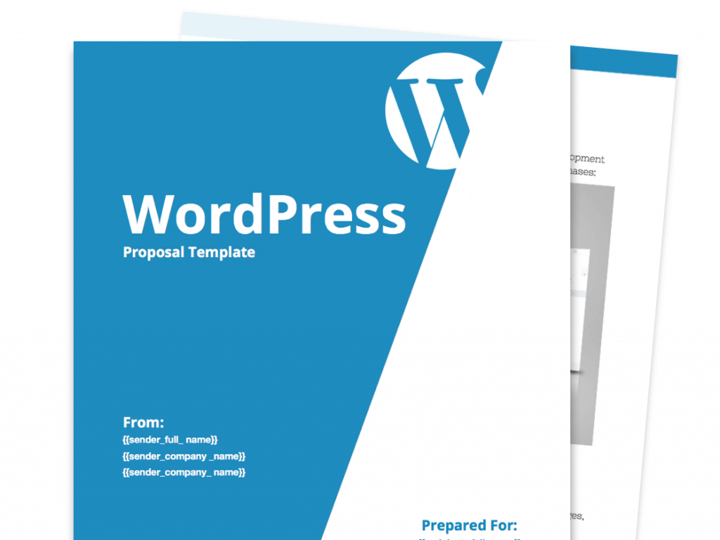Effective WordPress project proposals