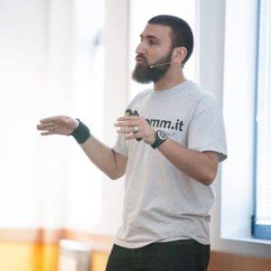 Mario Peshev is the CEO of DevriX