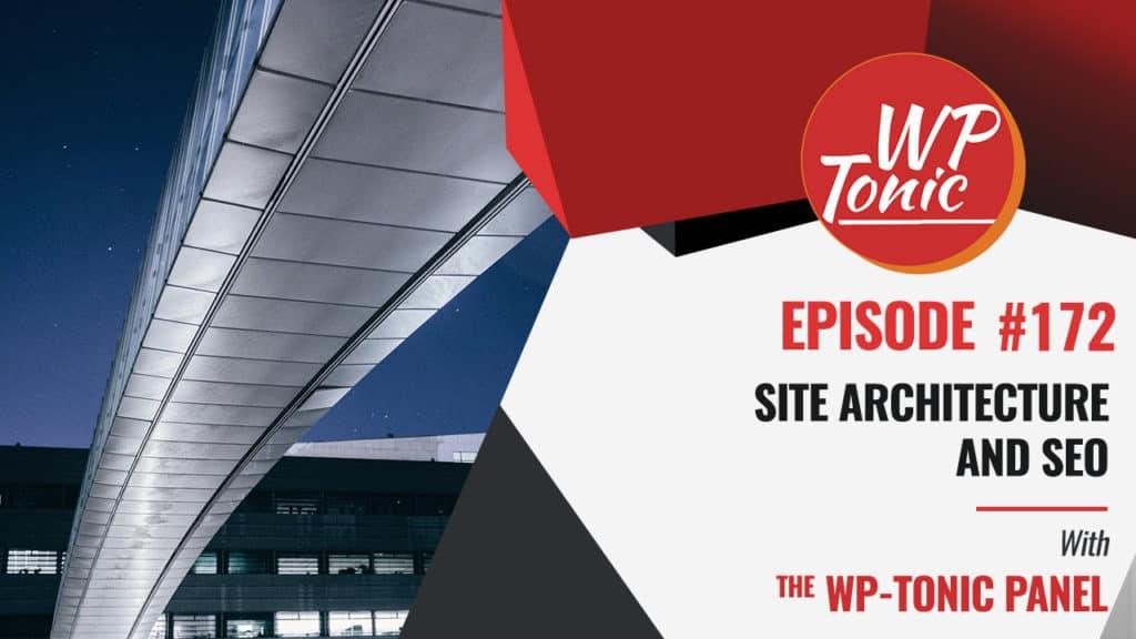 127: Site architecture and SEO