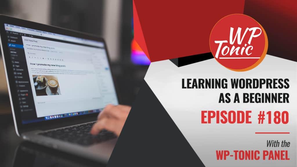 Learning WordPress as a Beginner