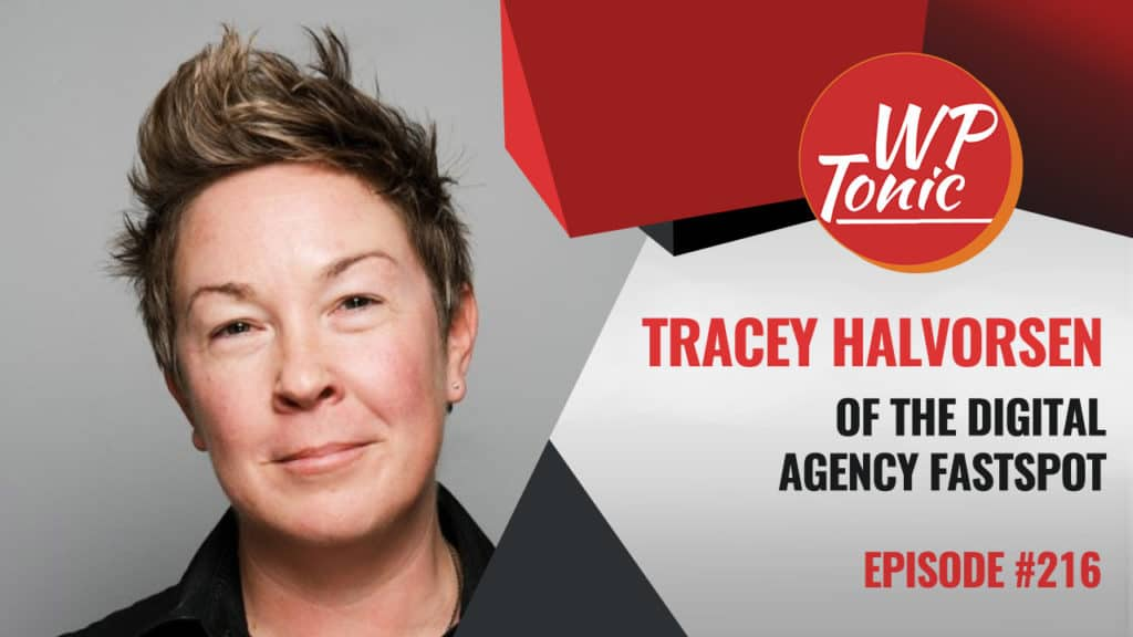 We Interview Tracey Halvorsen From Fastspot