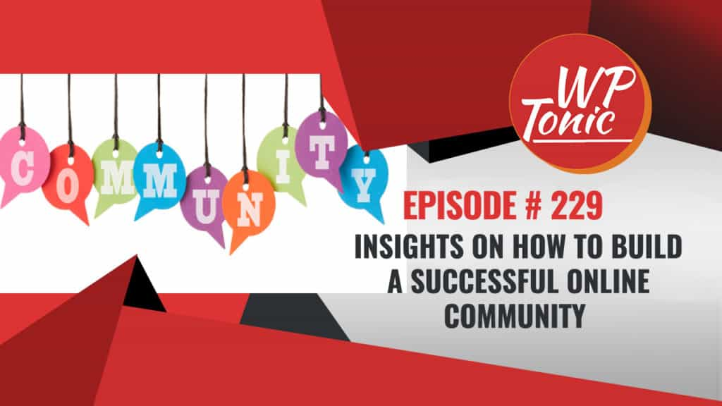 How to Build a Successful Online Community