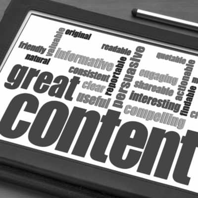 Creating Successful Online Content To Promote You & Your Business