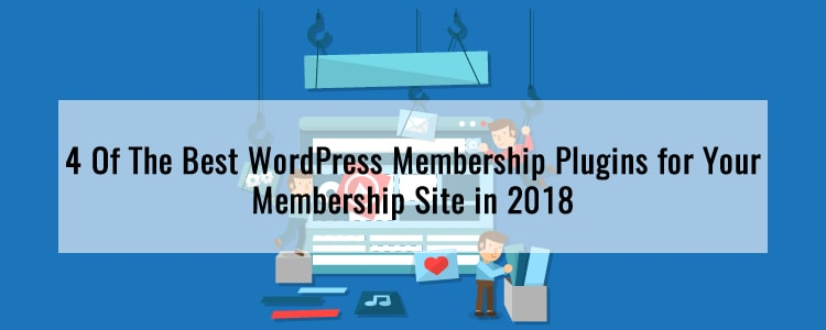 WordPress Membership Plugins Graphic