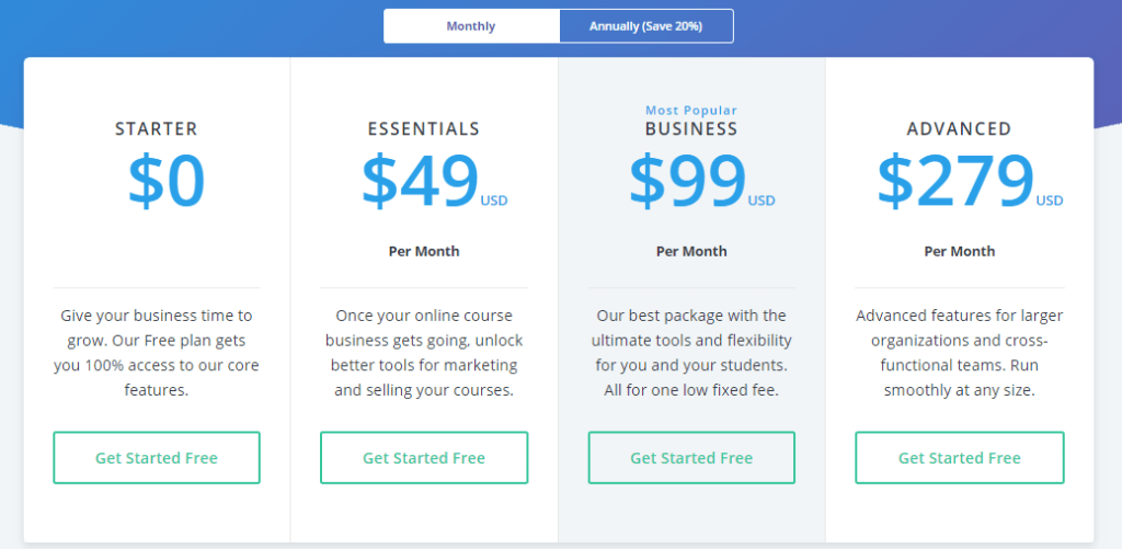 thinkific-pricing