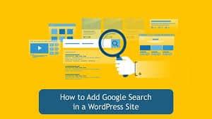 WordPress Search