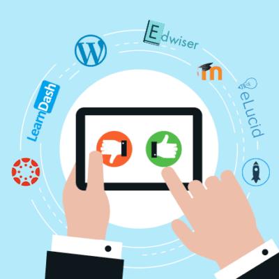 WordPress Learning Management System vs. Hosted Learning Management System