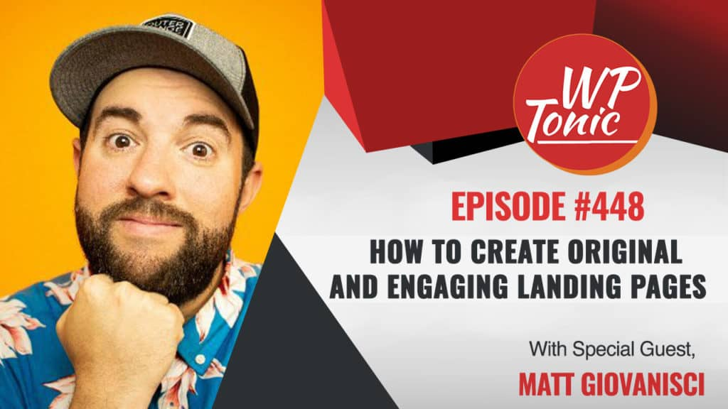 How To Create Original and Engaging Landing Pages + Insights into Affiliate Marketing.