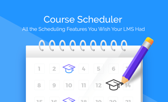 4 Course Scheduler