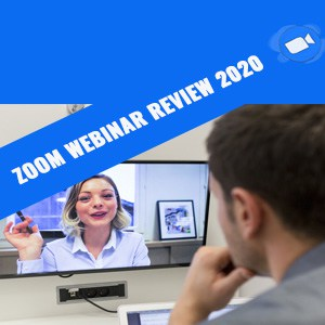 Reveiew of Zoom Webinar 2020
