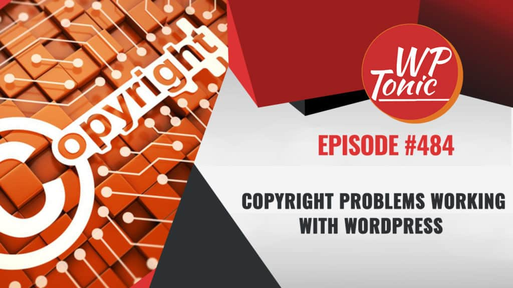 #484 WP-Tonic Show What To Do To Protect Your Code Or Website?