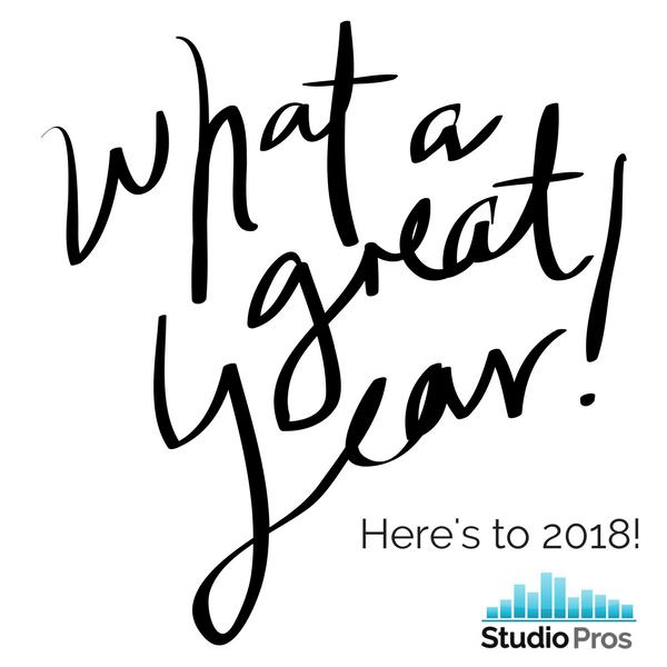 Happy New Year 2018! – StudioPros