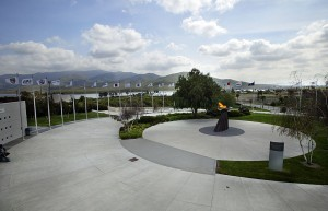 Chula Vista U.S Olympic training center