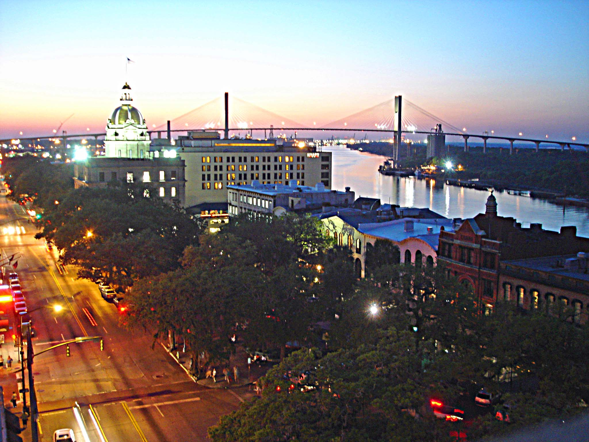 North Historic District Savannah Best Place to Live