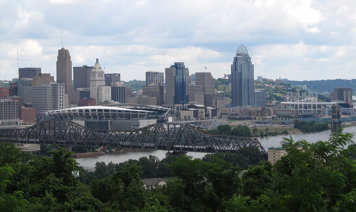 Cincinnati - Best Place to live