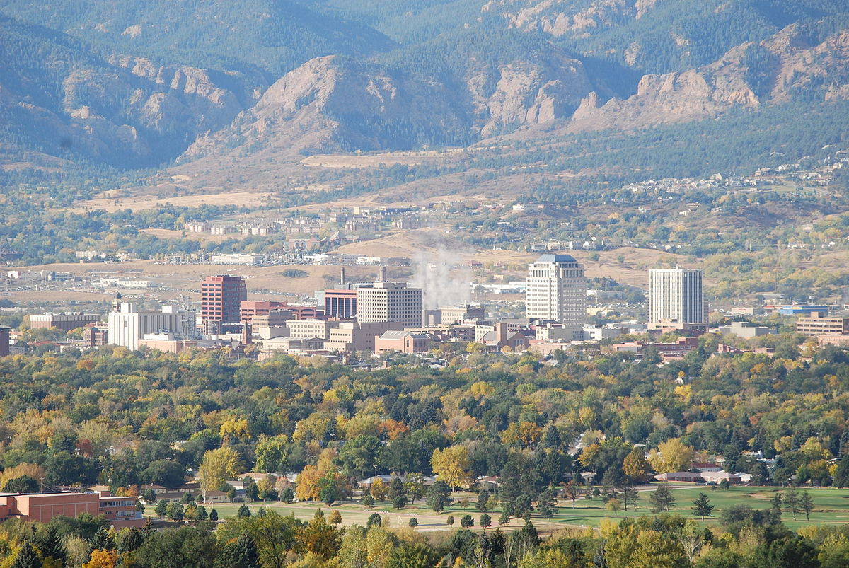 Colorado Springs - Nicest neighborhoods