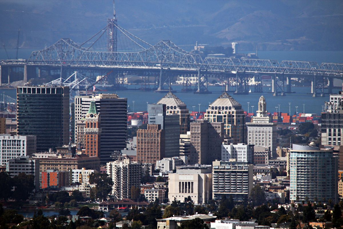 Oakland - Nicest areas to live