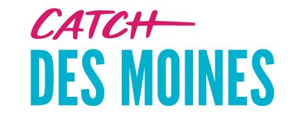 Catch Des Moines Logo Color Resize