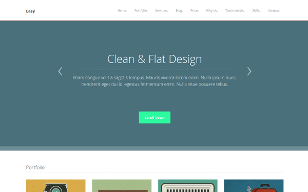 Free Download Bootstrap Themes Free And Premium Bootstrap Themes