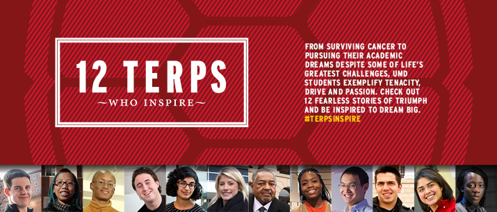 12 Terps Who Inspire