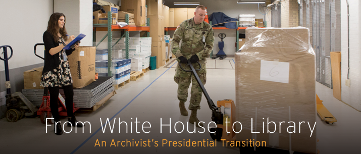 Protected: Archiving a Presidency