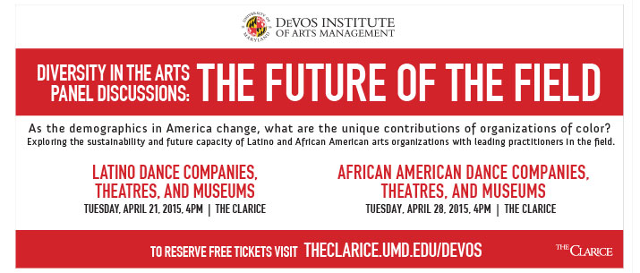 The DeVos Institute Future of the Arts Series