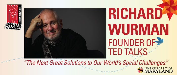 Richard Wurman, Found of Ted Talks