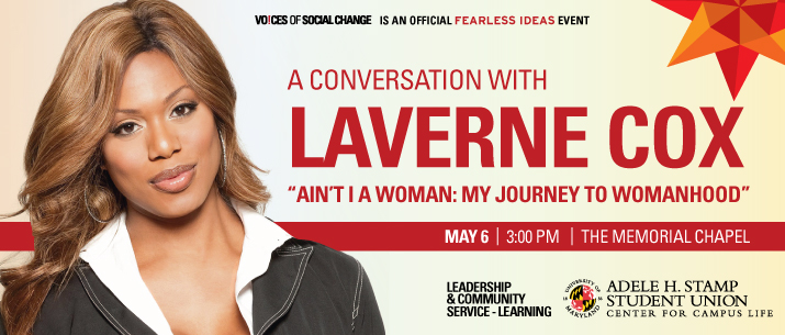 A Conversation with Laverne Cox