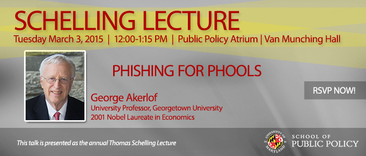 Shelling Lecture: Phishing for Phools