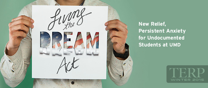 Terp Magazine:Living the Dream Act