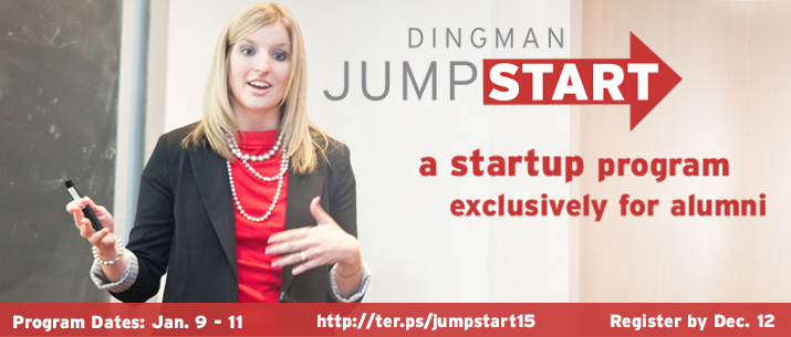Dingman Jumpstart