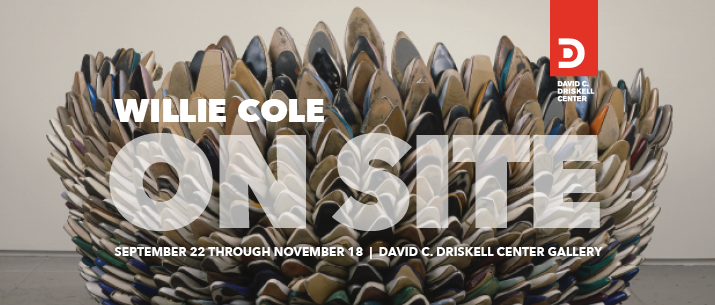 Will cole on site // Sept22 - 18th