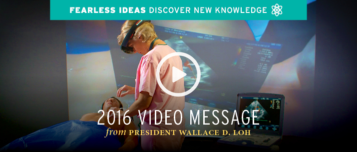 Dr. Loh video Message