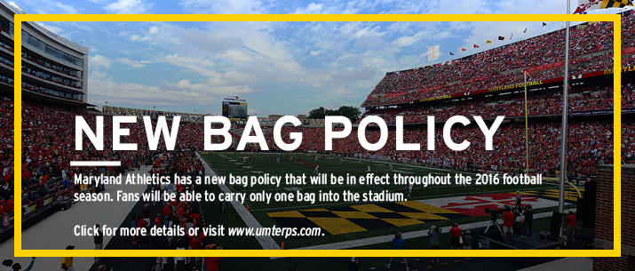 New Bag Policy
