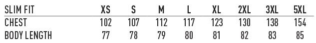 M7320L Size