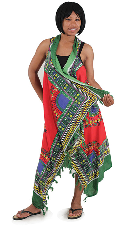 Heritage C-WS944-RP ( 1pc Traditional Print Sarong )