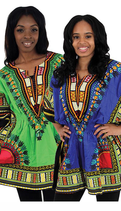 Heritage C-WS851 ( 1pc Traditional Elastic Dashiki )