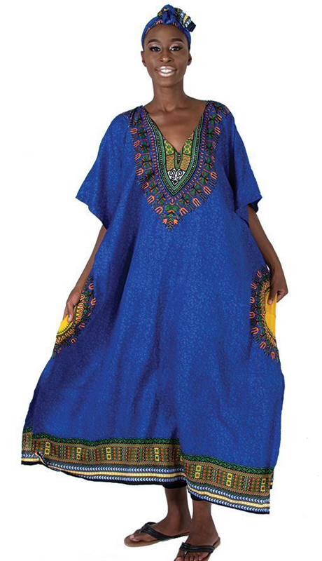 Heritage C-WF304-BP ( 1pc Traditional Kaftan Dress )