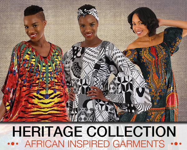 Heritage Collection Spring and Summer 2018