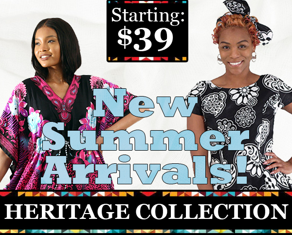 Heritage Collection 2019 - CELEBRATING BLACK HISTORY MONTH