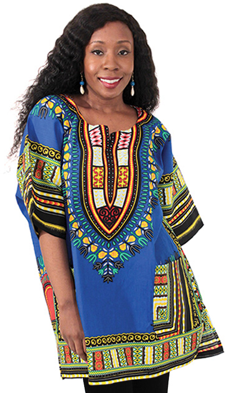 Heritage C-U922-BM ( 1pc Traditional Thailand Dashiki )