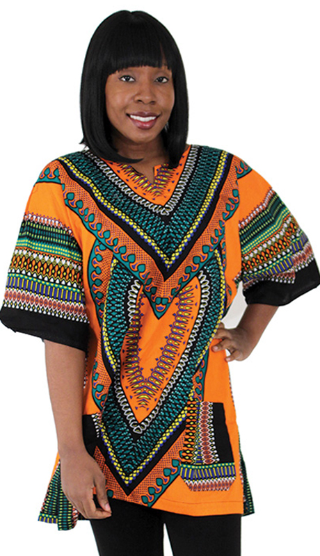 Heritage C-U919-OP ( 1pc Heart Of Africa Dashiki )