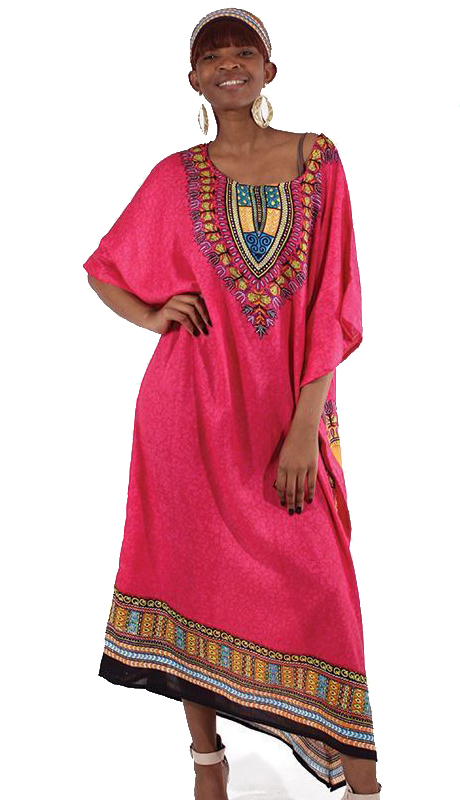 Heritage C-WF304-FU ( 1pc Traditional Kaftan Dress )