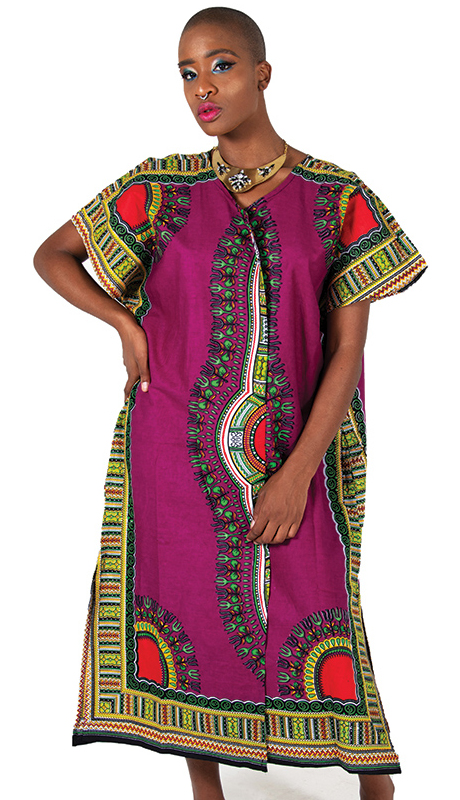 Heritage C-WF916 ( 1pc Traditional Open Kaftan )