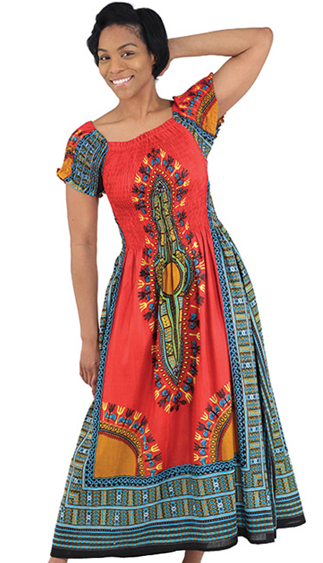 Heritage C-WF908 ( 1pc Traditional Elegance Dress )