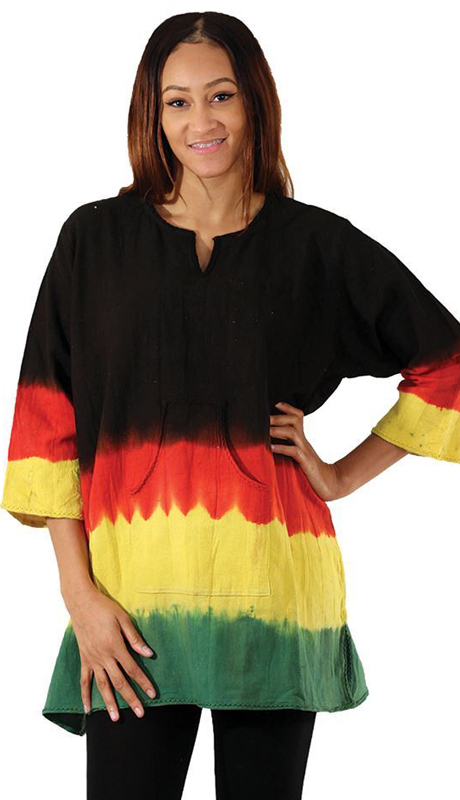 Heritage C-U215 ( 1pc Rasta Print Mud Dashiki )