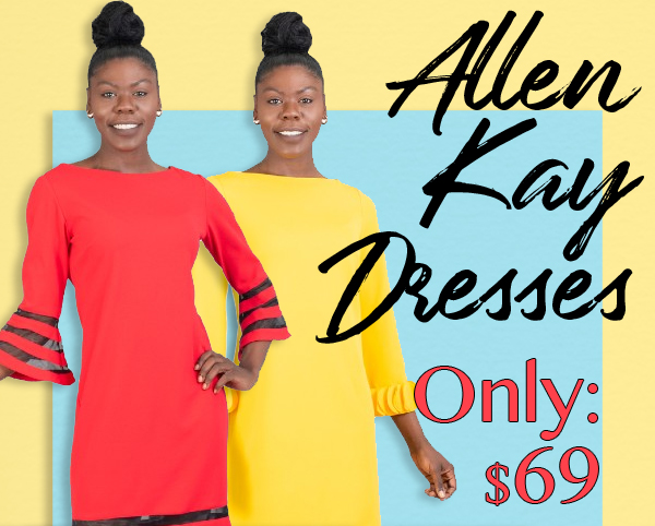 Allen Kay Dresses 2021